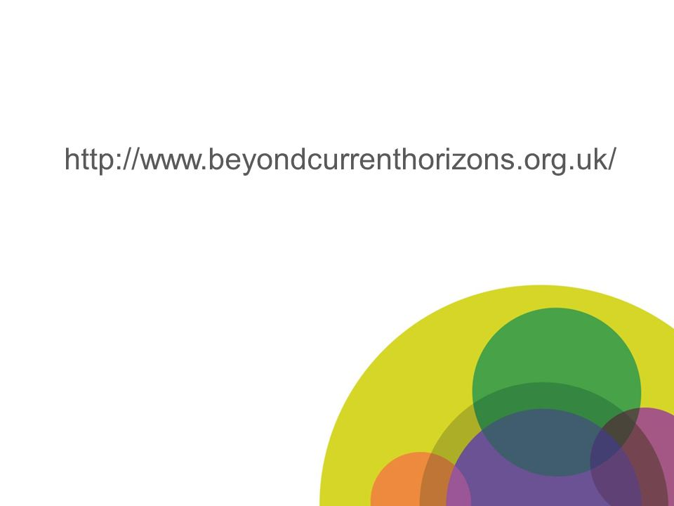 Section title goes here http://www.beyondcurrenthorizons.org.uk/