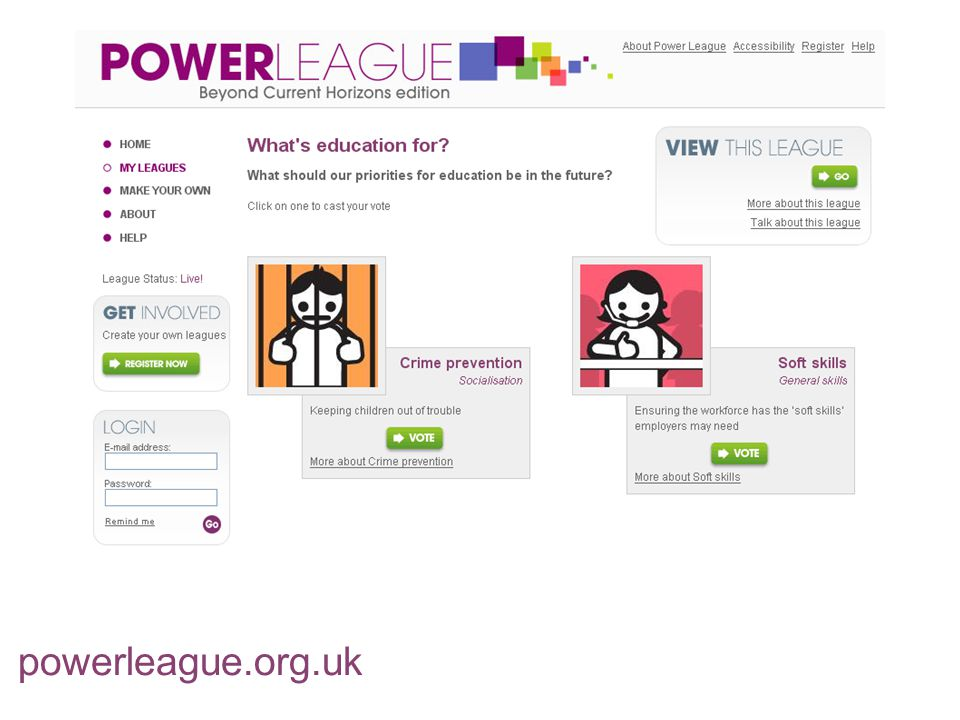 powerleague.org.uk