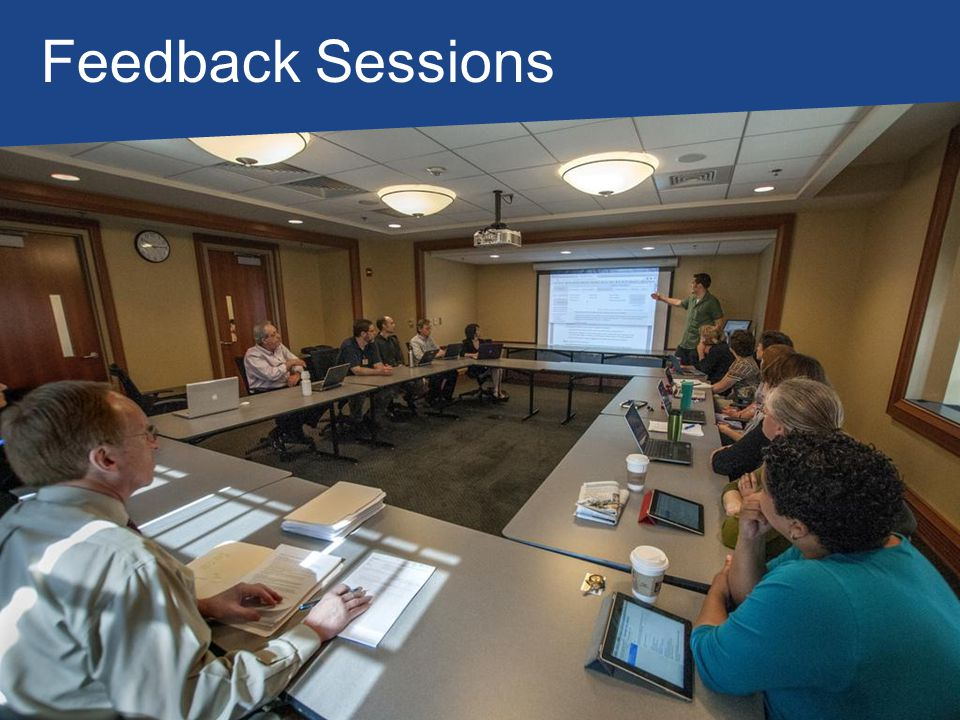 Feedback Sessions
