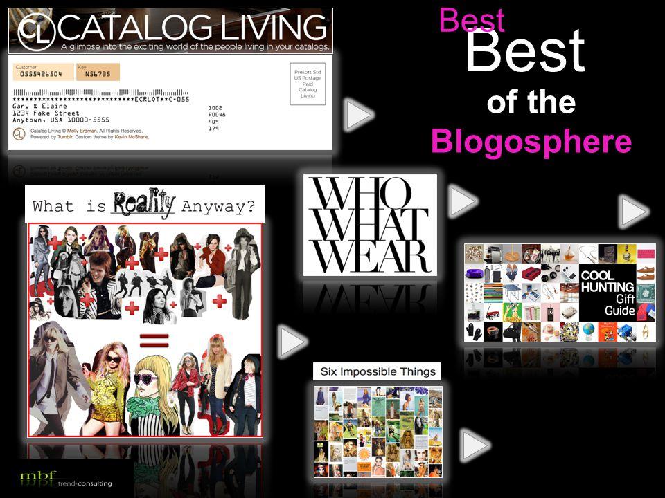 of the Blogosphere Best December 2011