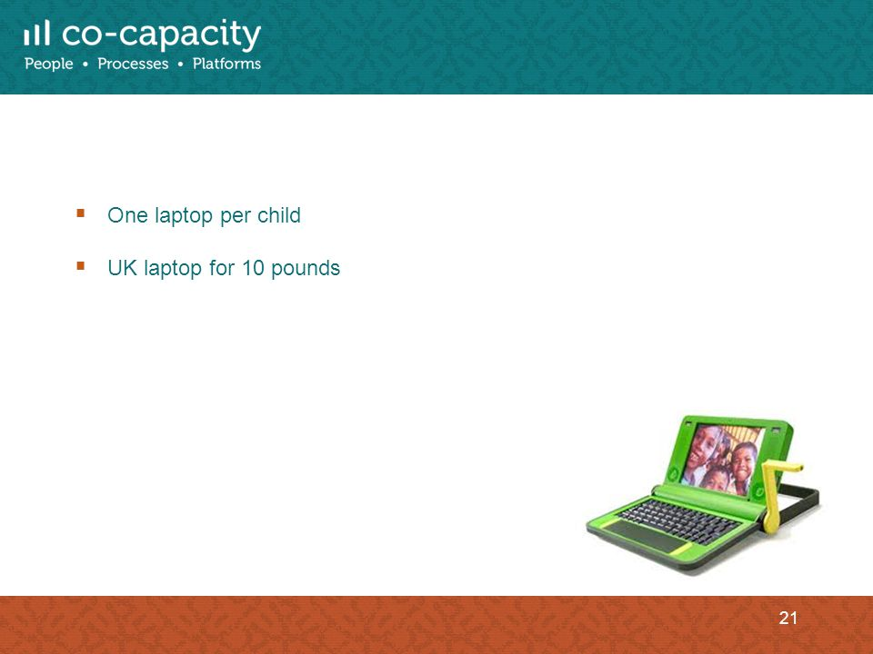 One laptop per child UK laptop for 10 pounds 21