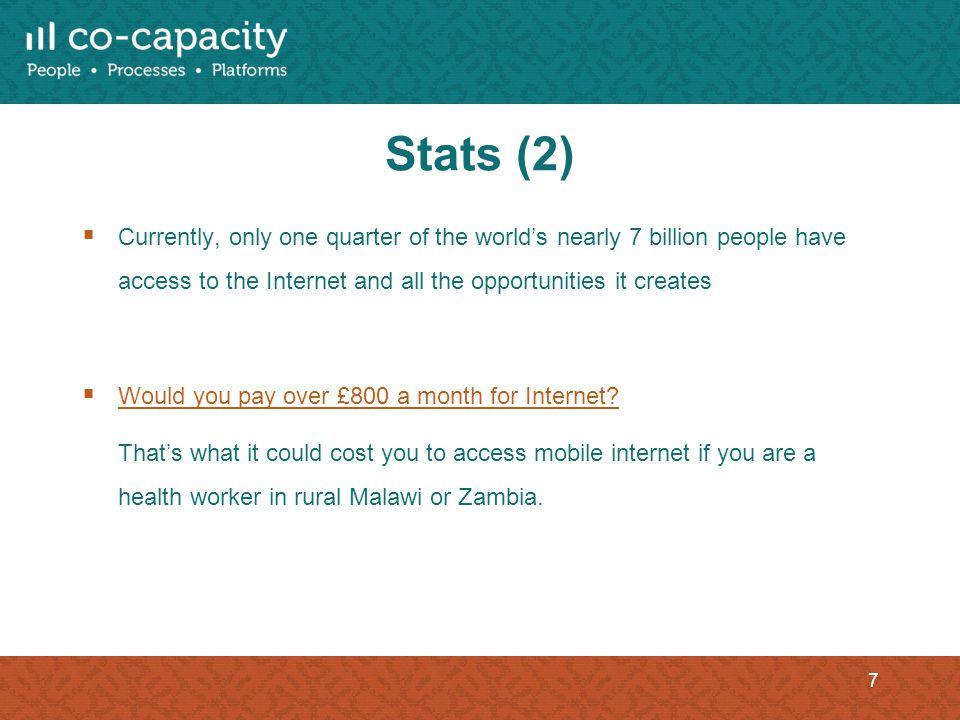 Why ICT4D.