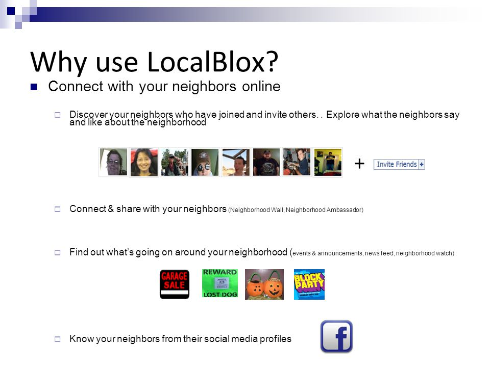 Why use LocalBlox.