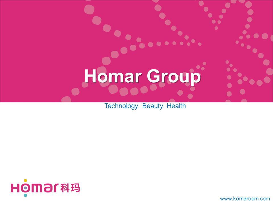 Homar Group Technology. Beauty. Health www.komaroem.com