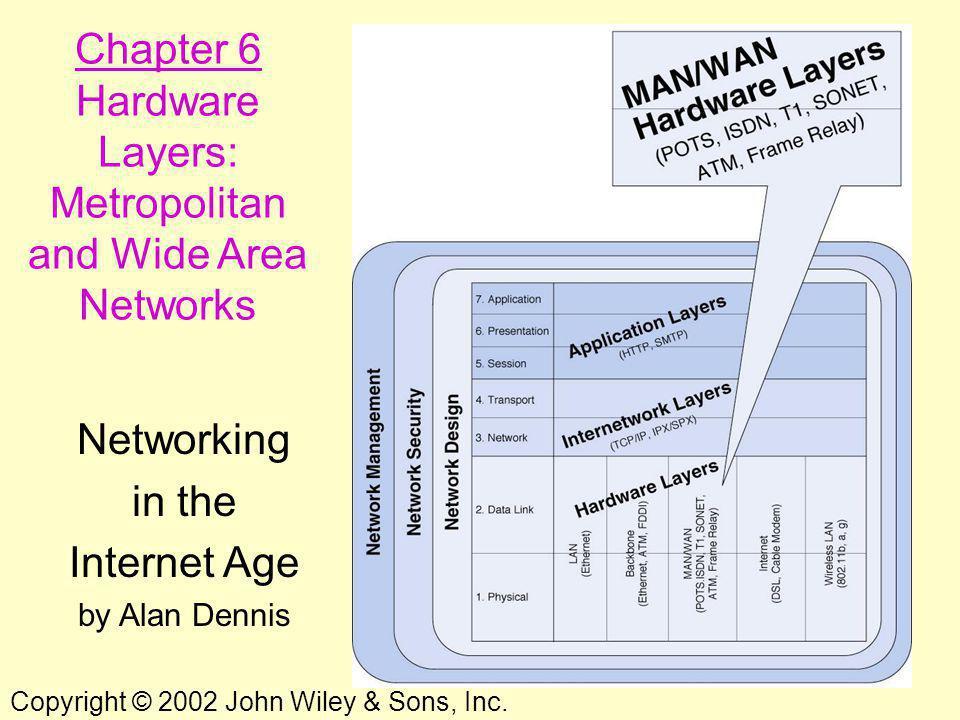 82 Figure 6-24 A virtual private network (VPN)