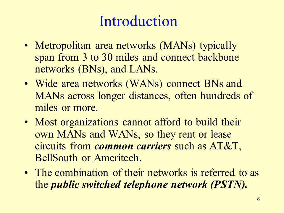 47 Dedicated-Circuit Networks (Fig.