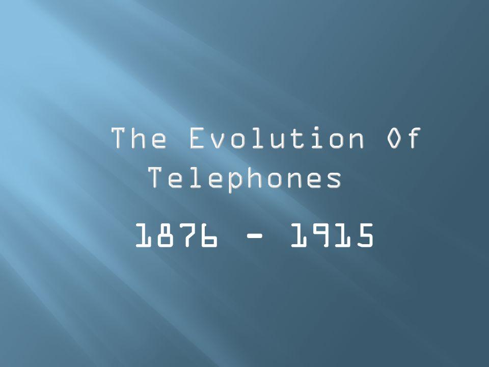 1876 - 1915
