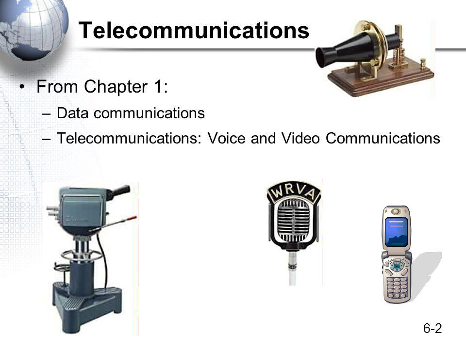 6-53 Figure 6-22: Cable Modem Service Cable modem service brings high-speed optical fiber lines to the neighborhood.