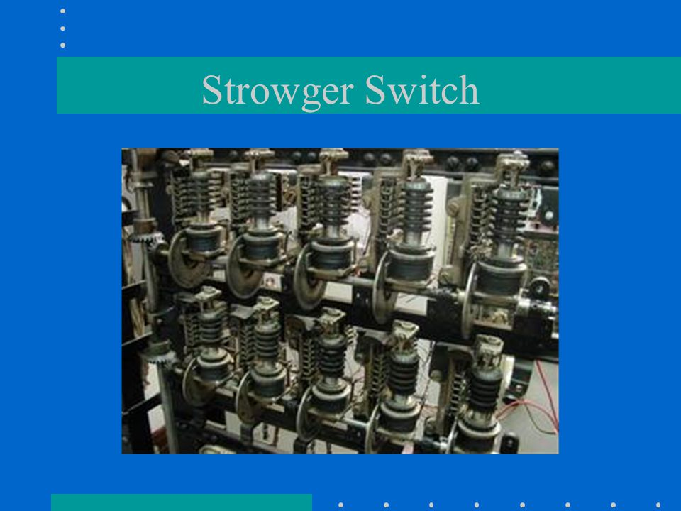 Strowger Switch
