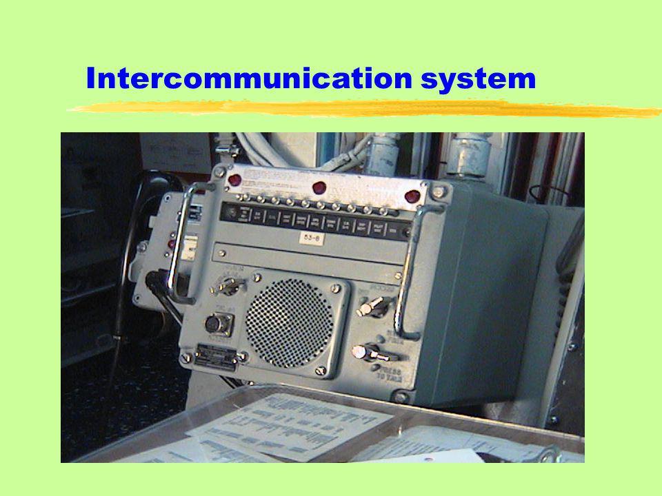 Intercommunication system