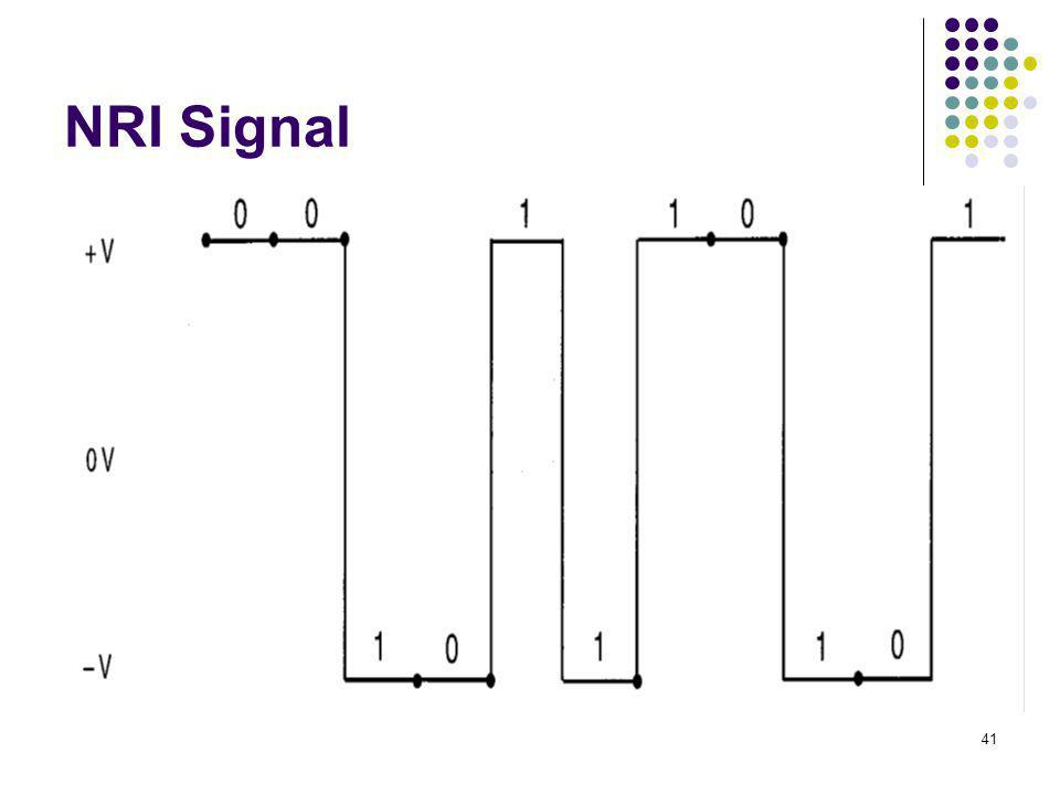 41 NRI Signal