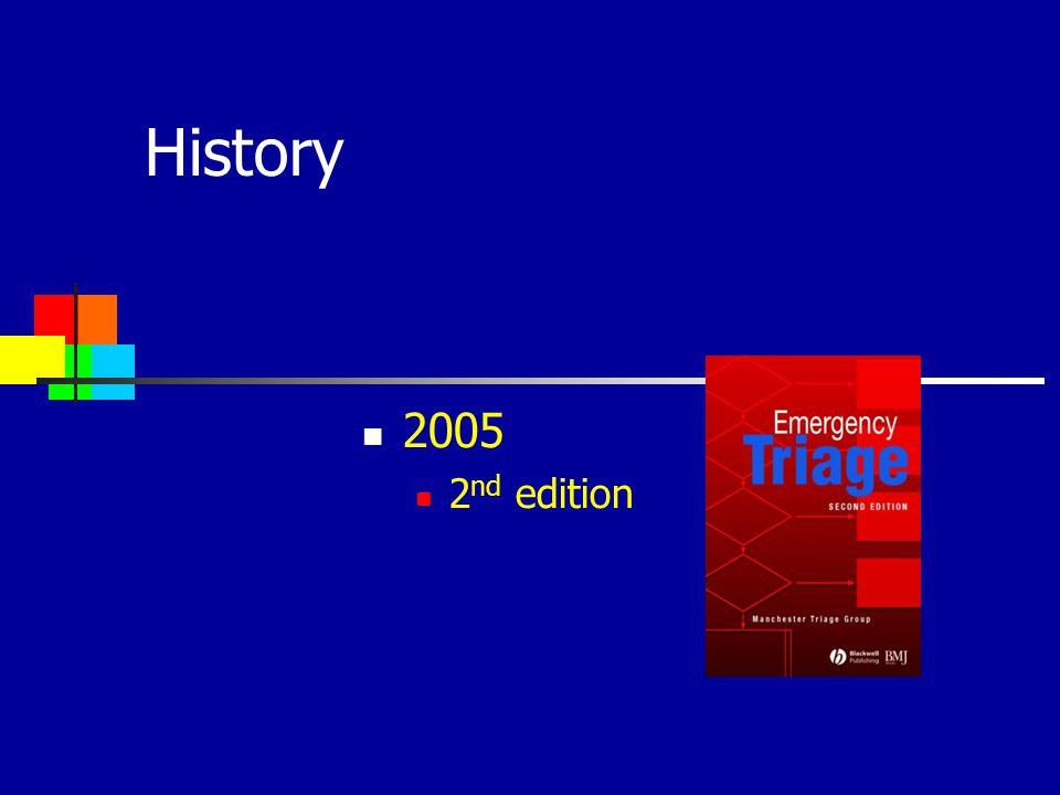 History 2005 2 nd edition