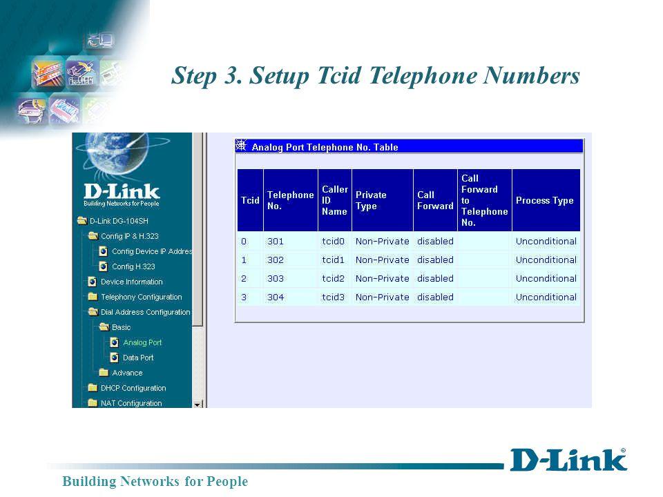 Building Networks for People Step 4. Setup Destination IP of GW3.