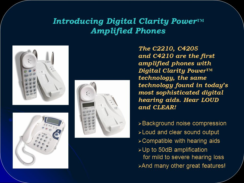 COMMUNICATION DEVICES help you to communicate in everyday situations. They include Amplified Telephones, Telephone Amplifiers, Personal Communicators