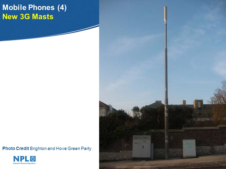 Mobile Phones (4) New 3G Masts Photo Credit Brighton and Hove Green Party