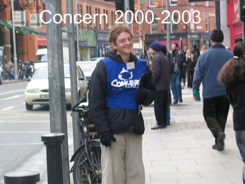 Concern 2000-2003