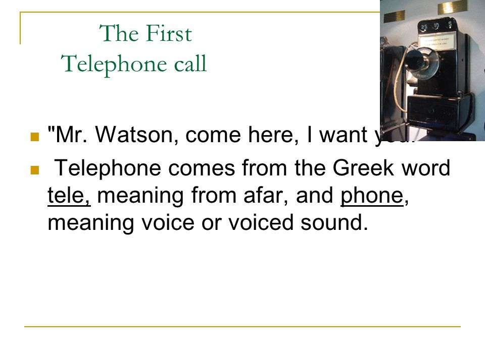 Understanding the sentence Somebody is anxious to take your place to use the public phone.