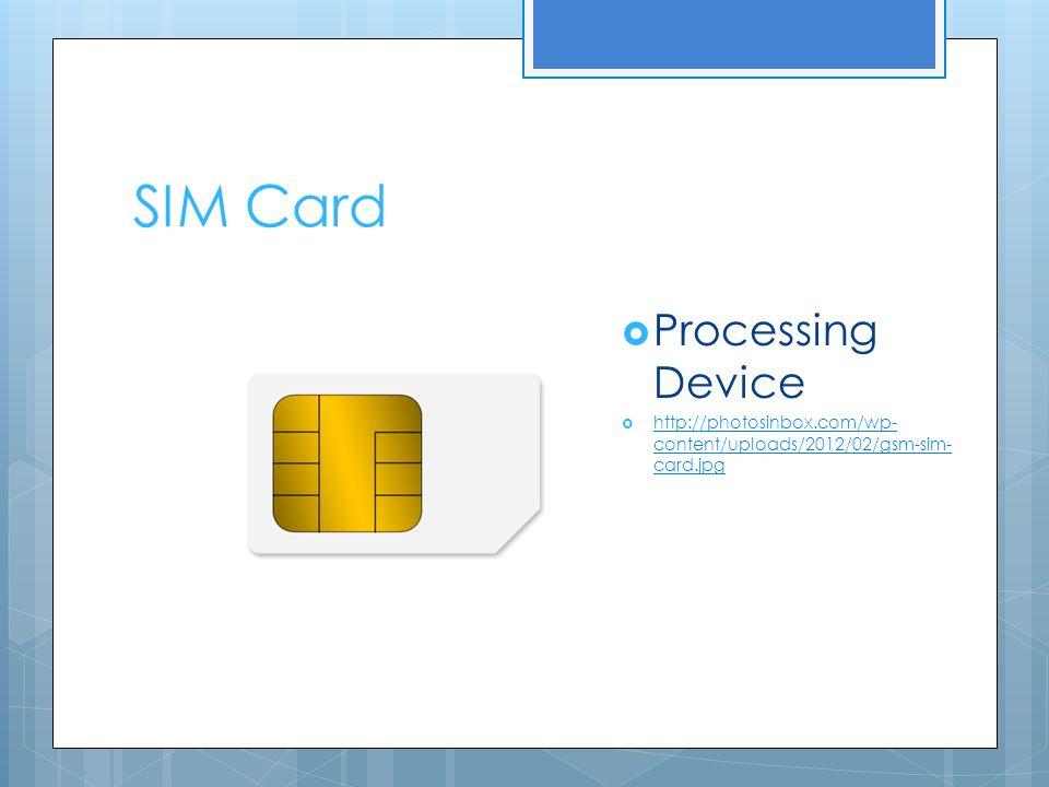SIM Card Processing Device http://photosinbox.com/wp- content/uploads/2012/02/gsm-sim- card.jpg http://photosinbox.com/wp- content/uploads/2012/02/gsm