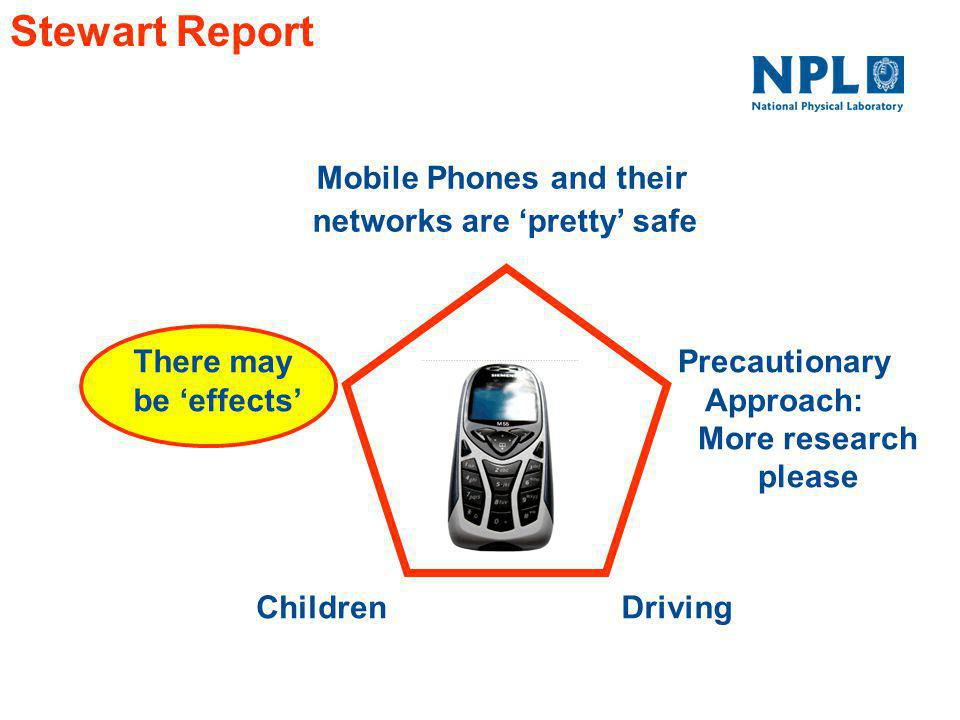 Are mobile phones safe.