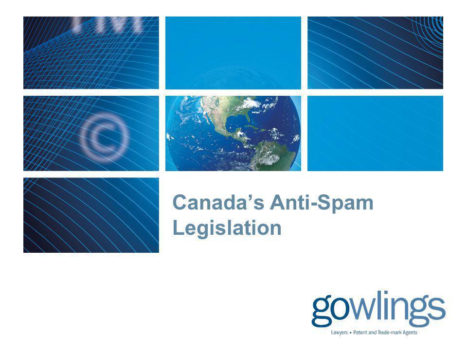 Canadas Anti-Spam Legislation