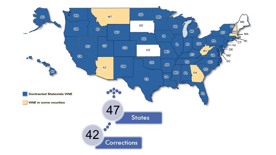 Correctio ns States 47 42