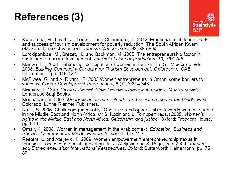 Kwaramba, H., Lovett, J., Louw, L. and Chipumuro, J., 2012.