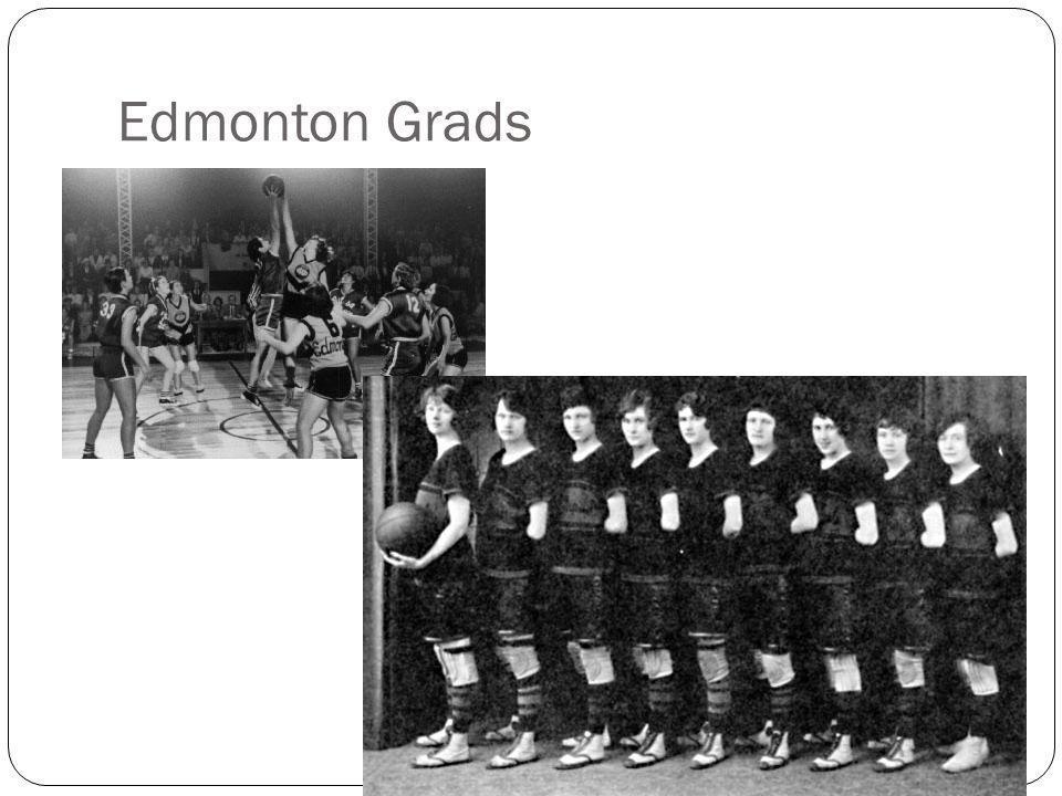 Edmonton Grads