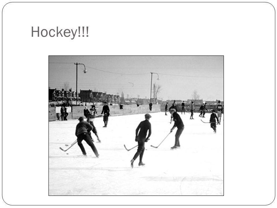 Hockey!!!