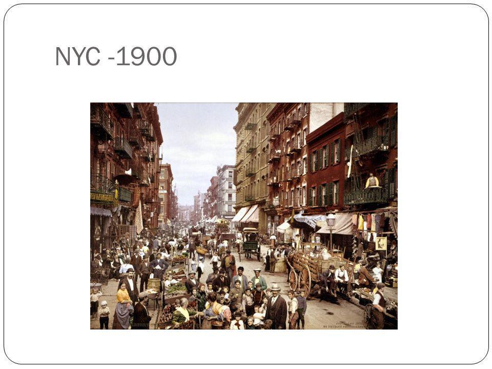 NYC -1900