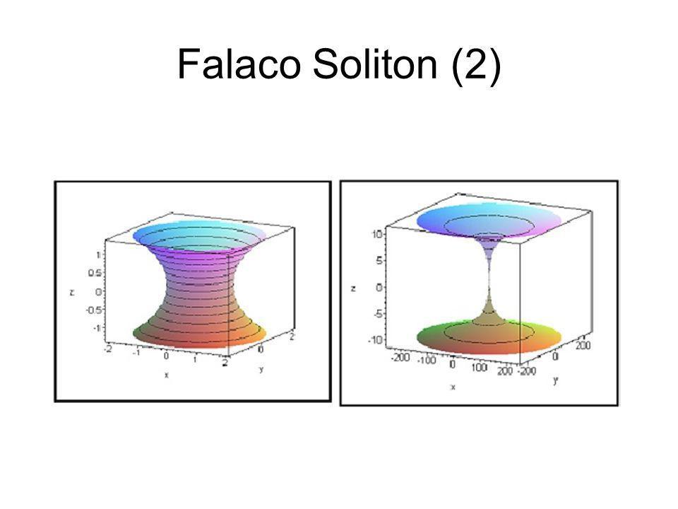 Falaco Solitons Spiral Arm Galaxies