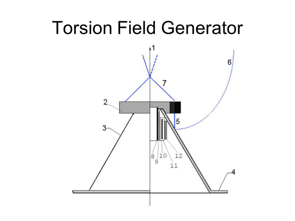 Torsion Field Generator