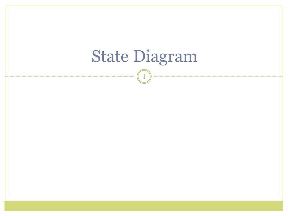 State Diagram 1