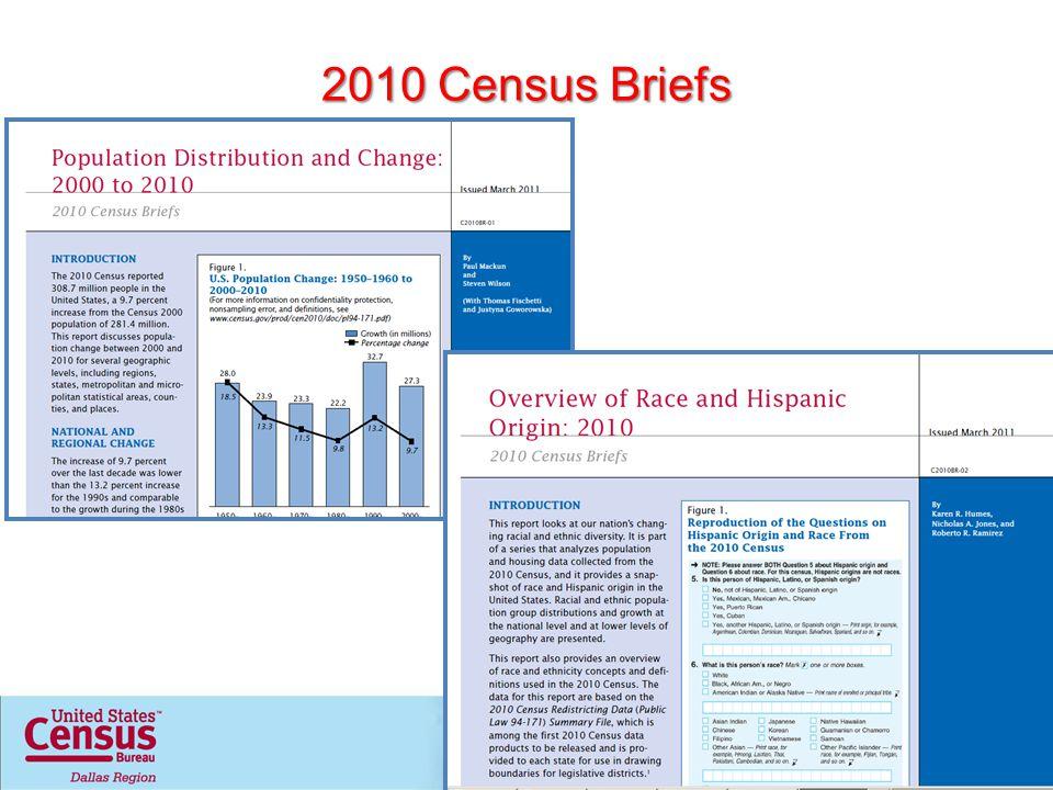 2010 Census Briefs 25