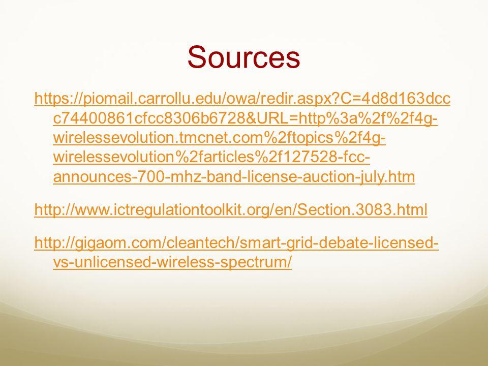 Sources https://piomail.carrollu.edu/owa/redir.aspx?C=4d8d163dcc c74400861cfcc8306b6728&URL=http%3a%2f%2f4g- wirelessevolution.tmcnet.com%2ftopics%2f4