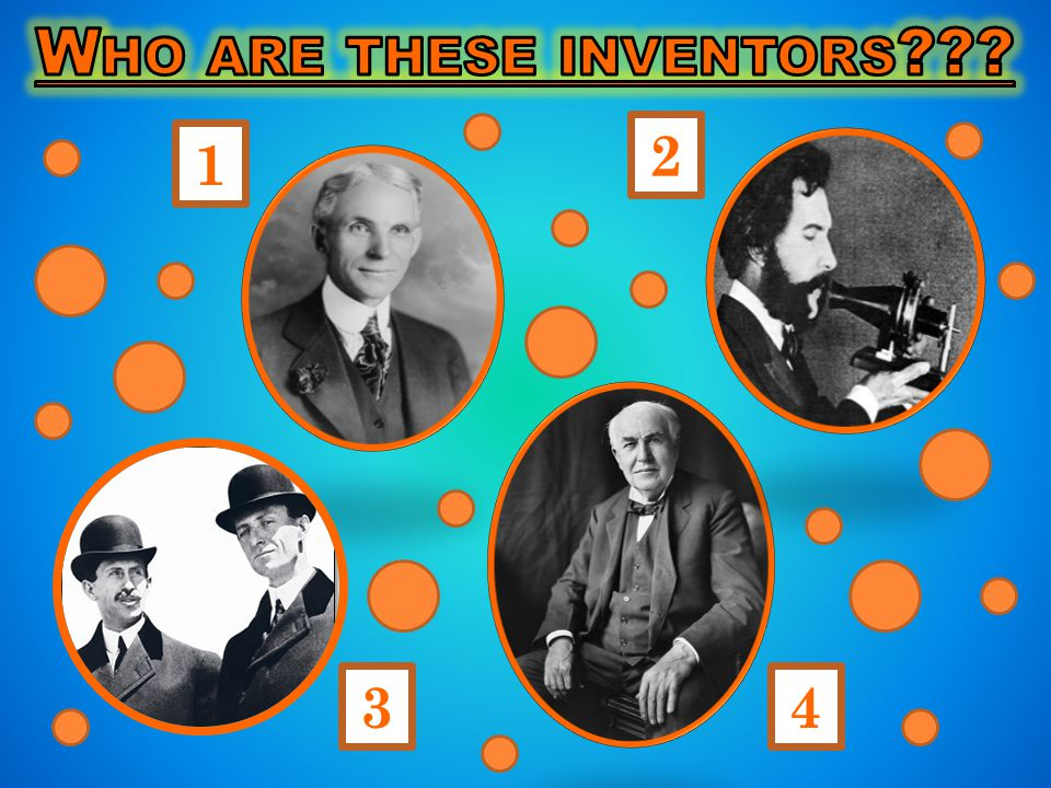 8.Invention: Water Pumps Water Pumps Inventor(s) Name(s): John G.