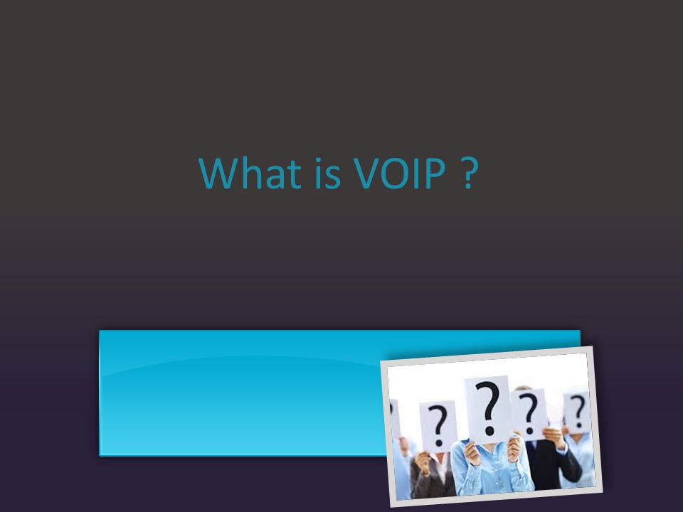 What is VOIP 2