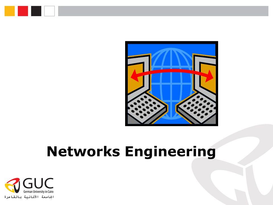 Networks Engineering