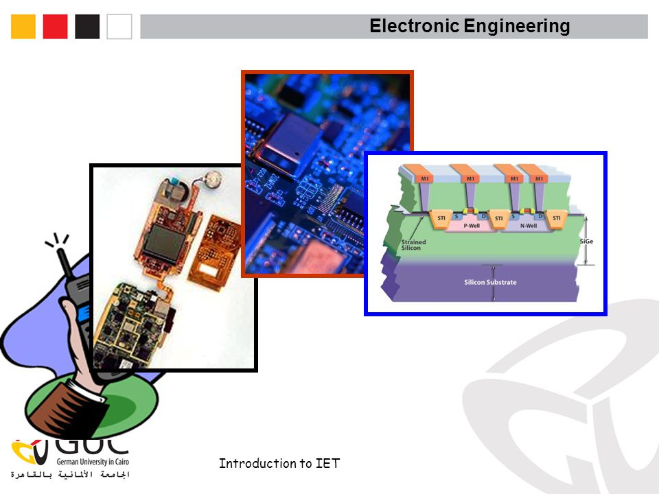Communication Engineering Call GUC Introduction to IET