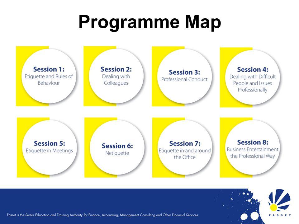 Programme Map