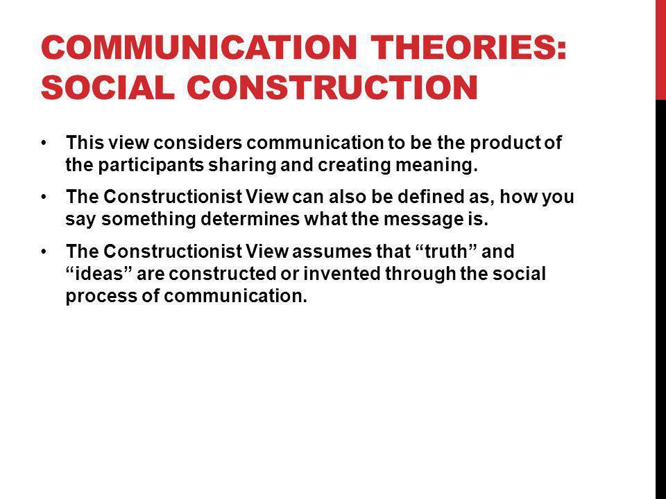 COMMUNICATION THEORIES: COMMUNICATION BANDWIDTH Communication bandwidth is the level of information that a kind of communication is capable of transmitting.