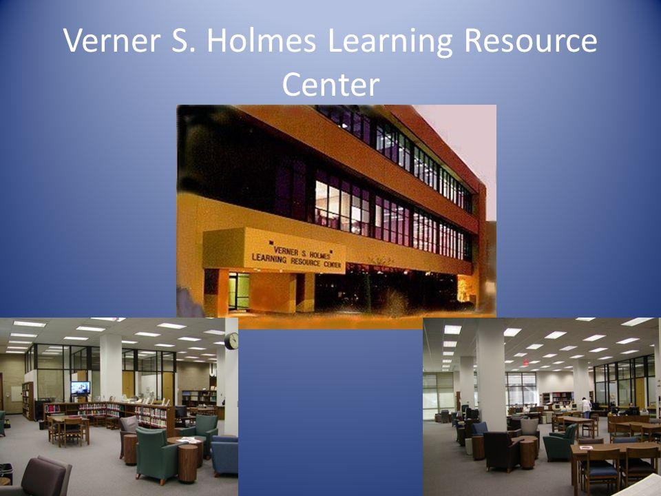Verner S. Holmes Learning Resource Center