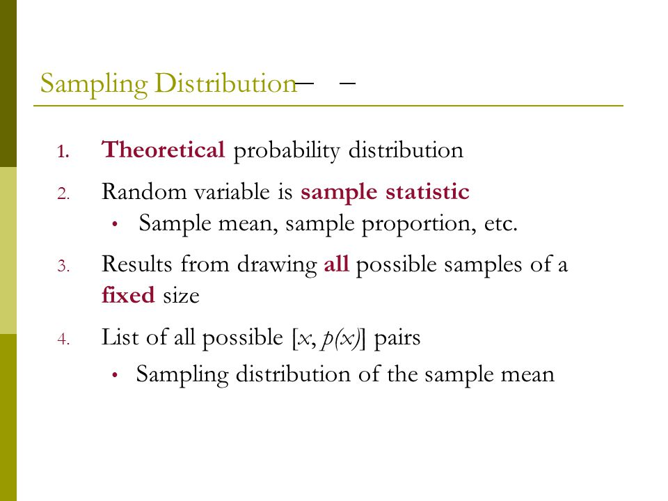 9.45 Using the Sampling Distribution for Inference For example, with µ = 800, σ = 100, n = 25 and α=.01, we produce