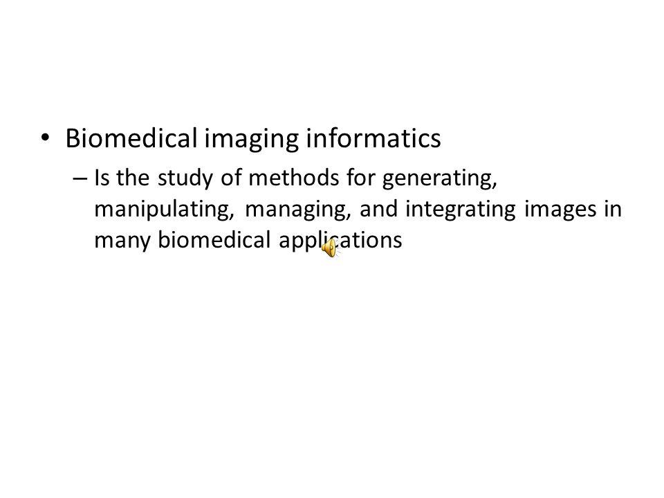 Imaging Informatics Telemedicine & Teledentistry Dr Ebtissam Al-Madi
