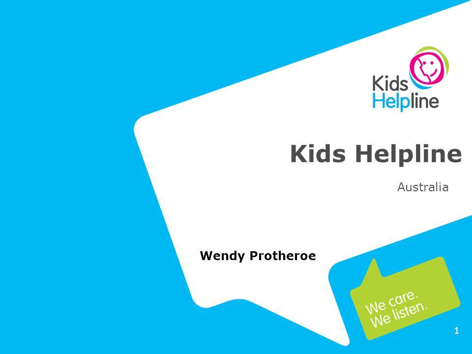 1 Kids Helpline Australia Wendy Protheroe