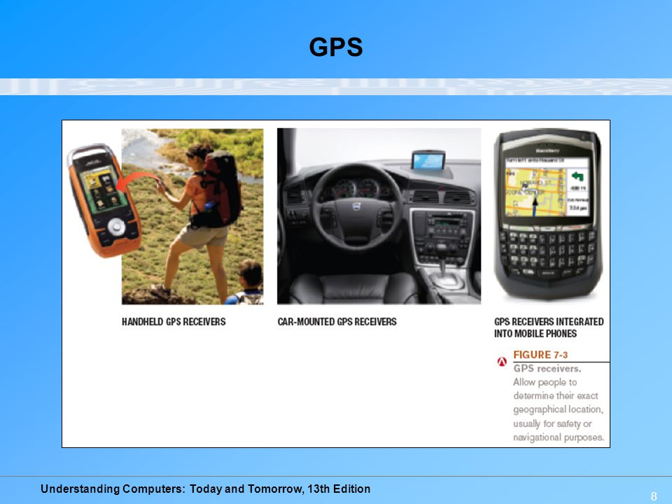 Understanding Computers: Today and Tomorrow, 13th Edition GPS 8