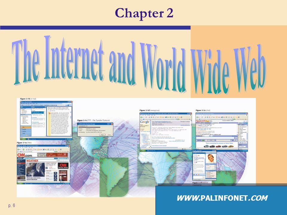 Chapter 2 p. 6 WWW.PALINFONET.COM