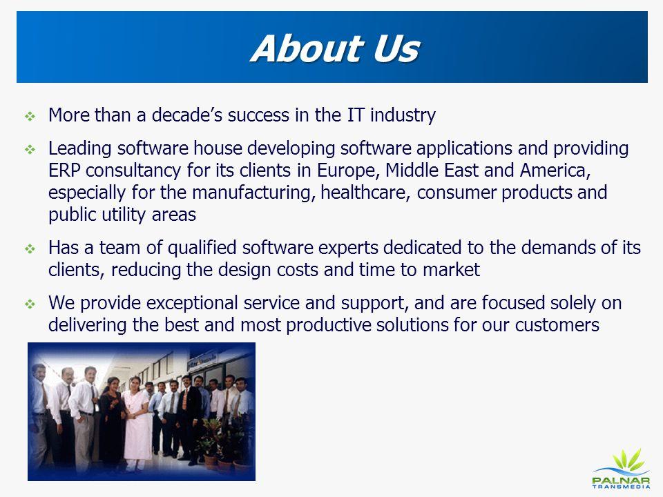 Our Clients – Non-SAP