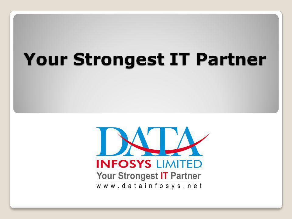 Your Strongest IT Partner