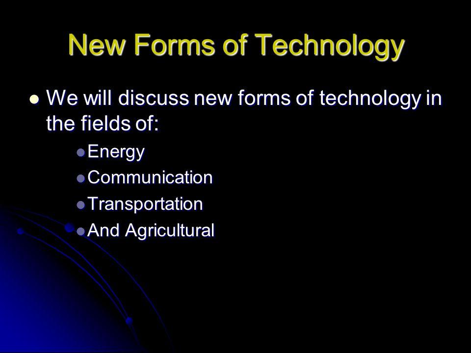 New Forms of Energy Edwin L.Drake Edwin L.