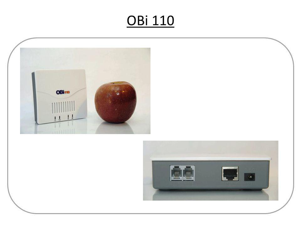 Requirements for using OBi Broadband Internet Connection Internet Router with Available Ethernet Port Corded or Cordless Phone